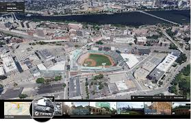 Fenway Park Seating Map Take A Virtual Tour Of Fenway Park 9to5google