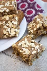 Almond U0026 Coconut Bars Coconut Snack Bars Kind Snacks by Almond Butter Banana Breakfast Bars Vegan Breakfast Ideas