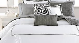 Luxury Bedding by Bedding Set Incredible Imposing Gray And White Luxury Bedding