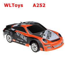 rc drift cars wltoys a252 1 24 2 4g electric brushed 4wd rtr rc drift car in