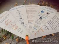 online wedding programs wedding program card online wholesale distributors wedding