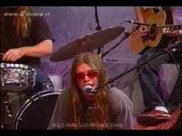 Blind Lemon No Rain Blind Melon No Rain Unplugged Live Youtube