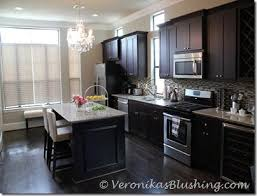 Dark Kitchen Cabinets With Dark Floors 34 Best Contemporary Kitchens Images On Pinterest Contemporary