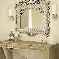 Gold Vanity Mirror Ornate Makeup Vanity Mirror Design Ideas
