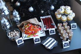 nightmare before christmas party supplies dessert table ideas bites from other blogs from