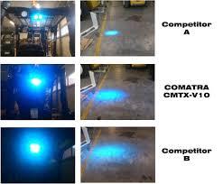 blue warning lights on forklifts the comatra forklift approaching blue warning light is now available