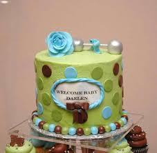 modern baby shower cake boy barberryfieldcom