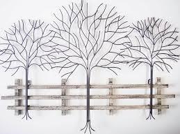 Metal Tree Wall Decor purplebirdblog
