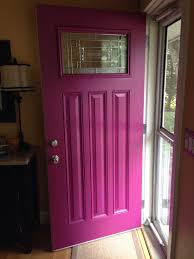 Accent Door Colors by Door Color As Accent Wall Color Mulberry By Benjamin Moore In A