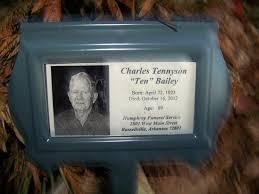 charles tennyson ten bailey 1923 2012 find a grave memorial