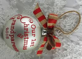 Grandparent Ornaments Personalized 18 Best Christmas Ornament Gallery Images On Pinterest