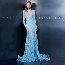 light blue long sleeve dress gorgeous light blue long sleeve sweetheart off shoulder slim fitting