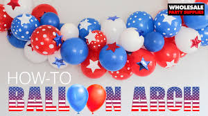 wholesale party supplies how to balloon arch party ideas activities by wholesale party
