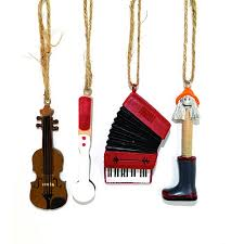 newfoundland musical instrument ornaments
