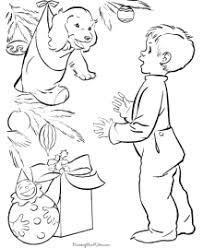 coloring pictures of christmas presents christmas presents coloring pages