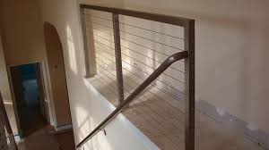 Contemporary Banisters And Handrails Catwalk And Railings Installation South Florida