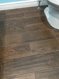fair wood plank tile in bathroom also home interior redesign with