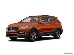 find a new canyon copper 2018 hyundai santa fe sport in new port