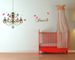 Chandelier Wall Decal Chandelier Wall Stickers Vinyl Wall Art Stickers