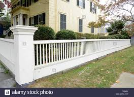 white picket fence stock photos u0026 white picket fence stock images