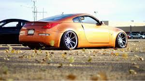 Nissan 350z Orange - zjt 43 nissan 350z full hd pictures wallpapers