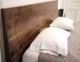 Walnut Bed Frame Platform Bed Frame Emmanuel Nicolaidis