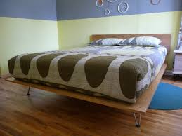 How To Make A Wood Platform Bed Frame by 15 Diy Platform Beds That Are Easy To Build U2013 Home And Gardening Ideas