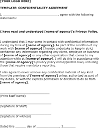 download example celebrity confidentiality agreement template for