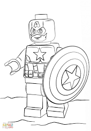 10 amazing captain america civil war coloring pages for your