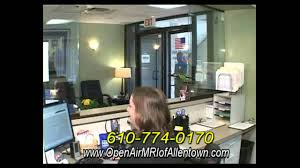open mri of allentown youtube