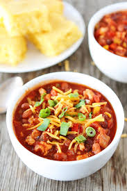 top 10 simple turkey recipes best easy thanksgiving dinner cooked cooker turkey chili recipe two peas their pod