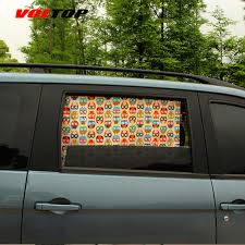 Auto Roller Blinds Aliexpress Com Buy Voltop Magnet Car Roller Blinds Car Curtain