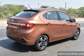 indian car tata tata tigor amt launched in india priced from inr 5 75 lakh