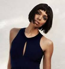 french bob haircuts pictures short hairstyles with bangs for black women short hairstyles