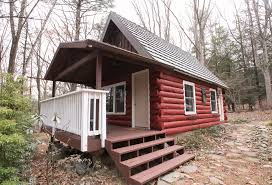 Tiny Cabins 5 Tiny Cabins In The Poconos You Can Rent This Summer Curbed Philly
