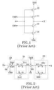patent us6239640 double edge trigger d type flip flop google