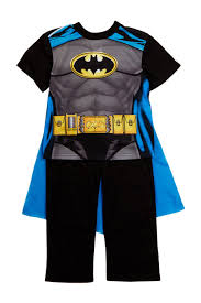ame batman pajama cape set boys big boys nordstrom rack