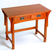 Small Wood Desk Mission Small Oak Solid Wood Desk Overstock Shopping Great Small