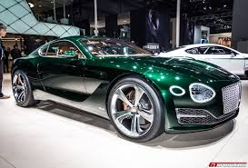 bentley sport 2016 exclusive bentley targets aston martin with new model gtspirit
