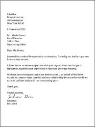 best 25 business letter sample ideas on pinterest sample of
