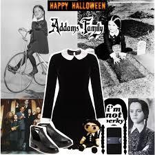 Wednesday Halloween Costumes Halloween Costume Wednesday Addams Fo