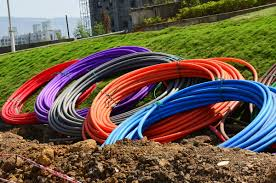 over 500 000 husstande og virksomheder har nu bredbånd via