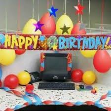 decorating coworkers desk for birthday christmas party party venues best place to celebrate your