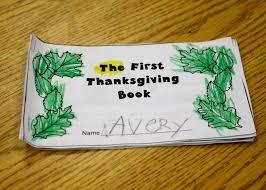 the first thanksgiving book kindergarten hopefuls happy thanksgiving