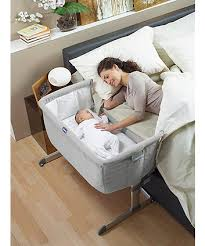 Side Crib For Bed Baby Bedside Crib Bed Side Cribs Inertiahome 4 Best 25 Sleeper