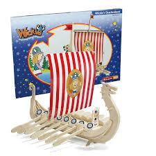 100 Pics Flags Studio100 Mevvde000210 Wickie Drachenboot Amazon De Spielzeug