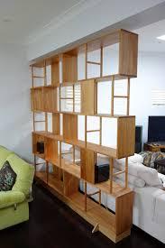 Grey Room Divider Custom Made Timber Bookshelves Sydney Nathaniel Grey House