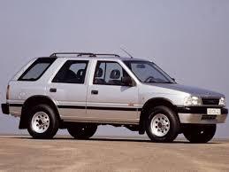 opel frontera 1995 frontera a 2 3 td 100 hp 4x4