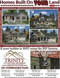 Trinity Homes Floor Plans by Trinity Custom Homes Warner Robins Ga