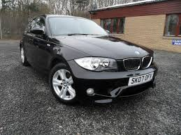 used series 1 bmw used 2007 bmw 1 series hatchback 116i se 5dr petrol for sale in